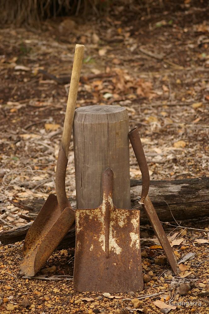 Shovel one by Gnangarra