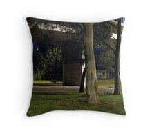 Moonee Ponds 4 Throw Pillow