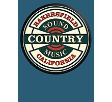 Bakersfield  Sound  CMC Photographic Print