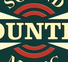 Bakersfield  Sound  CMC Sticker