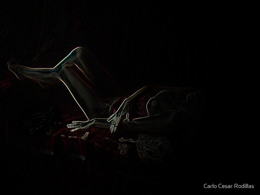 The Luminous Feminine by Carlo Cesar Rodillas