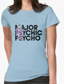 Major Psychic Psycho Womens Fitted T-Shirt