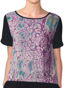 Psychedelic Moment Chiffon Top