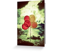Atmospheric Greeting Card