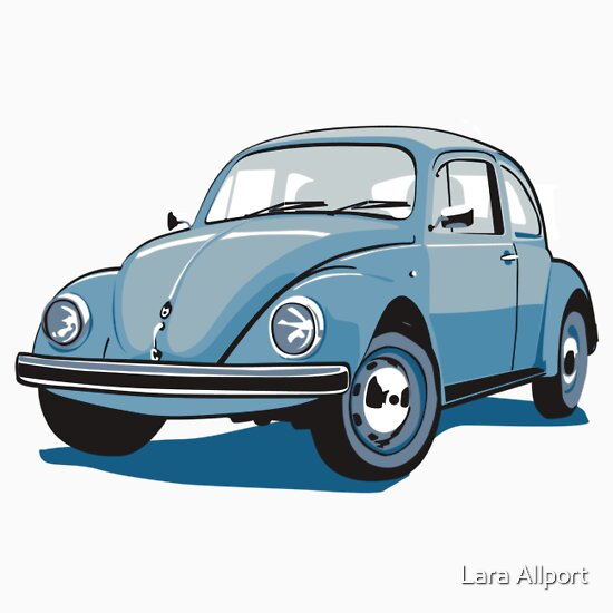 TShirtGifter presents: VW BeetleFor