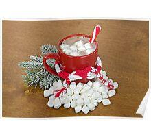 Christmas Hot Chocolate Poster