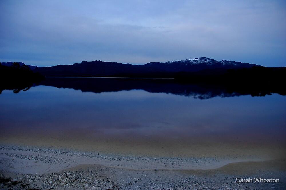 Lake Pedder by Sarah Wheaton