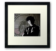 All The Young Mods Framed Print