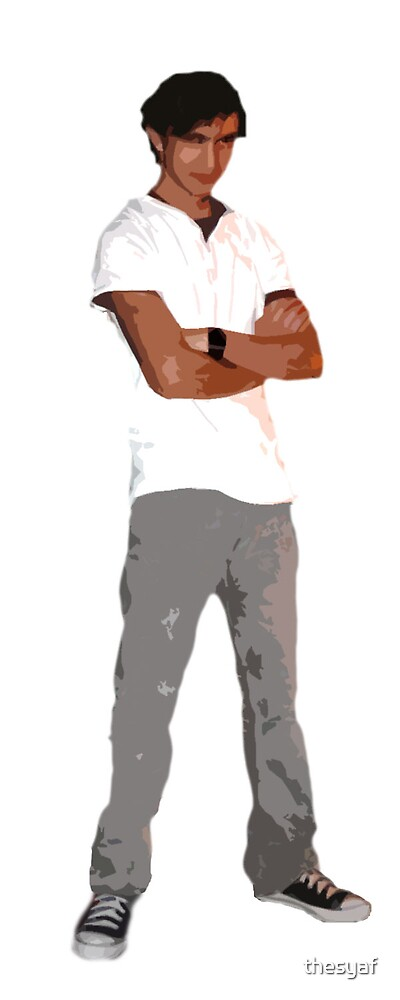 My Pop Art Self by thesyaf