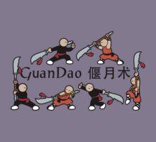 MiniFu: GuanDao Kids Clothes
