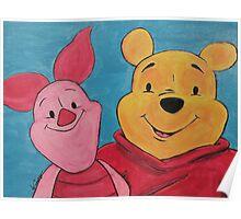 Disney Winnie-the-Pooh Fan Art Poster