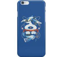 Team Aqua Crest  iPhone Case/Skin