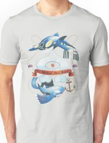Team Aqua Crest  Unisex T-Shirt