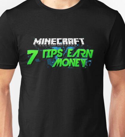 Minecraft games Unisex T-Shirt
