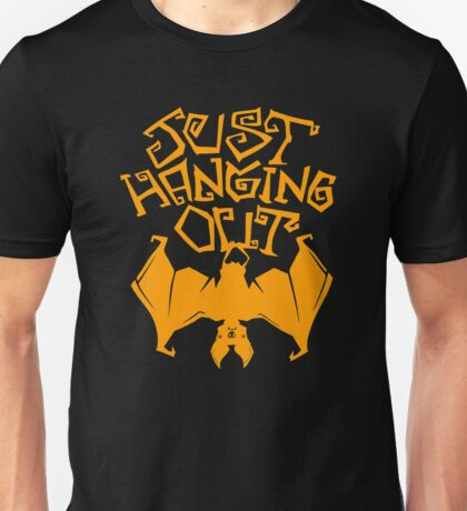 Just Hanging Out Unisex T-Shirt