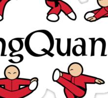 MiniFu: ChangQuan Sticker