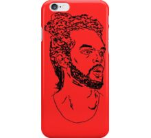 Joakim Noah iPhone Case/Skin
