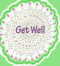 Wishing Well Mandala by KazM