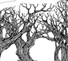 Golden Re-Tree-Ver Sticker