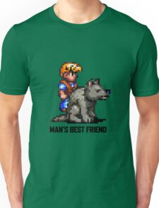 Man's Best Friend Unisex T-Shirt