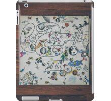 Classic album photographed Led Zeppelin III iPad Case/Skin