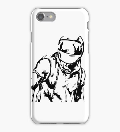 You're Dead Meat iPhone Case/Skin