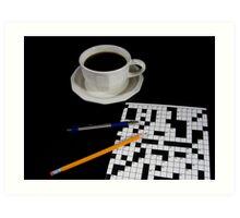 Pen or Pencil Art Print