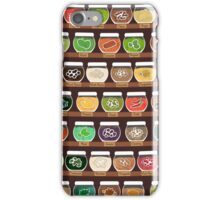 My Spiffy Spice Shelf iPhone Case/Skin