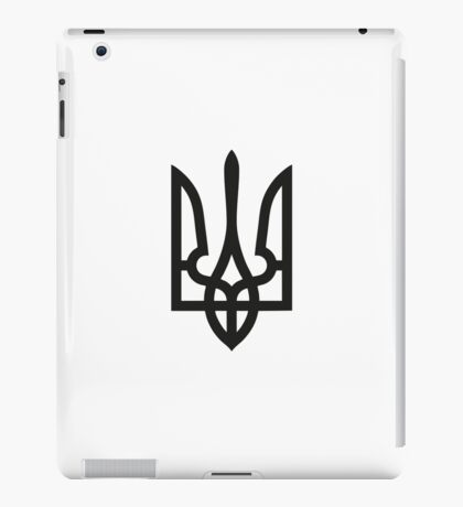 ukraine national emblem iPad Case/Skin
