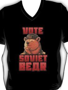 Vote for soviet bear T-Shirt