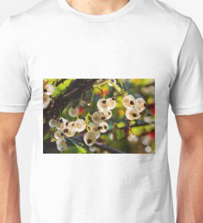 White currant berries Unisex T-Shirt