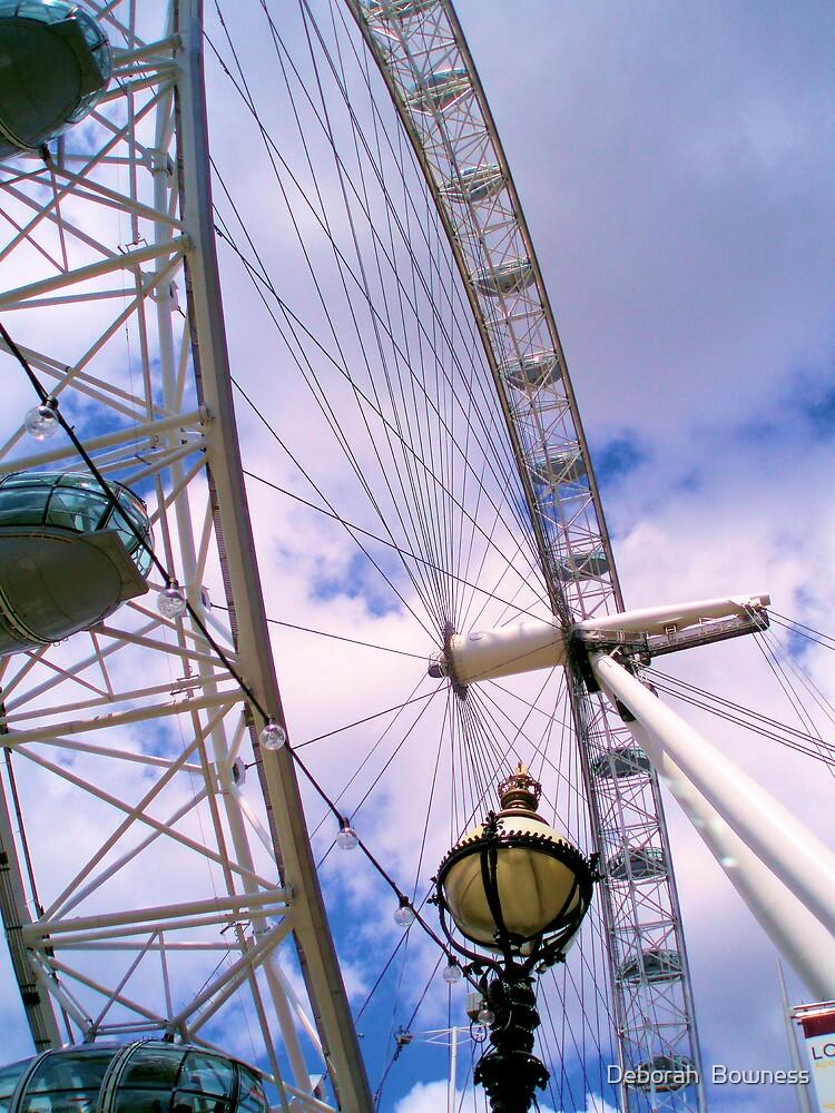 The London Eye by Deborah  Bowness