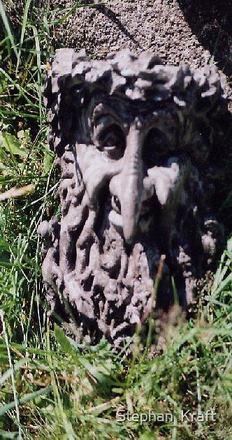 Treeman  #2 by Stephan  Kraft