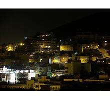 Nightime on the Hill Photographic Print
