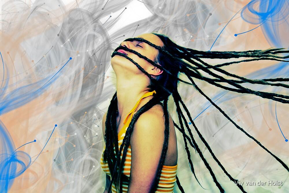 feel the flow by Viv van der Holst