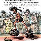 Evolution Series: The Running Shoe 2 by Tom Godfrey