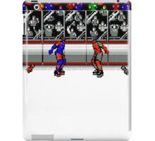 Hockey Fight 1 iPad Case/Skin