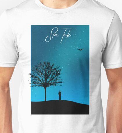 Star Trek - Wondrous Night Sky Unisex T-Shirt