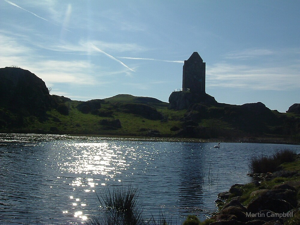 Smailholm Tower5 by Martin Campbell