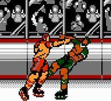 Hockey Fight 2 by kschruder