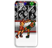 Hockey Fight 2 iPhone Case/Skin