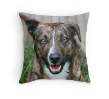 Right Turn Clyde!! Throw Pillow