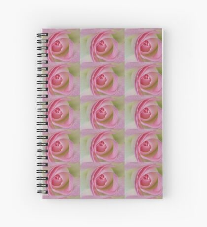 Rose Delicacy Spiral Notebook