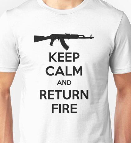 Kalashnikov AK-47 rifle Unisex T-Shirt