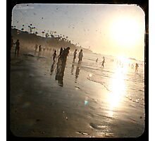 Beach Fun 1 Photographic Print