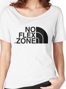 No Flex Zone Women's Relaxed Fit T-Shirt