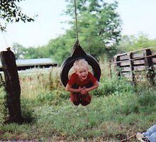 Just Hangin Around by tngmartin