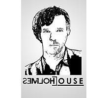 House & Holmes Photographic Print