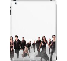 The Vampire Diaries Cast iPad Case/Skin