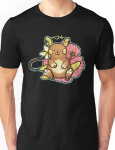 Alola raichu Unisex T-Shirt